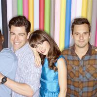 New Girl saison 3 : ambiance acidulée sur les photos promotionnelles