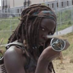 The Walking Dead saison 4 : dans les coulisses du tournage avec les acteurs