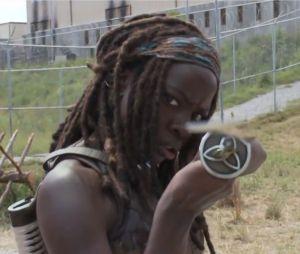 Walking Dead saison 4 : dans les coulisses du tournage avec les acteurs