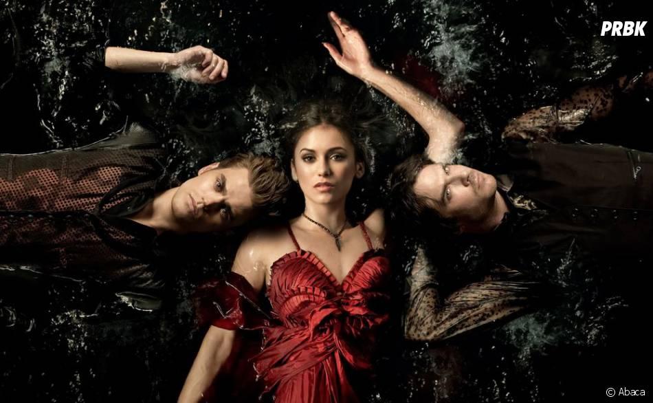 Ian Somerhalder de retour dans la saison 5 de The Vampire Diaries, le 3 octobre 2013 sur la CW