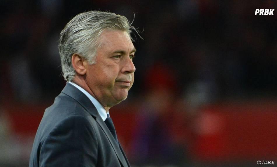 Carlo Ancelotti est le nouvel entraîneur du Real Madrid après le départ de José Mourinho