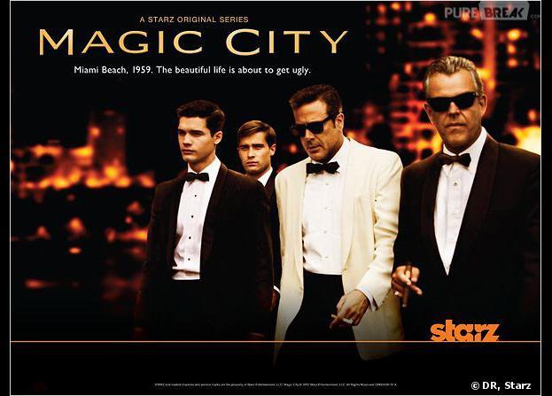 Magic City n'aura pas de saison 3