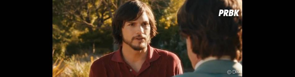 Jobs : Ashton Kutcher dans la peau de Steve Jobs