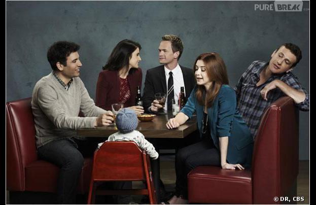 How I Met Your Mother saison 9 : les secrets vont éclater lors du mariage
