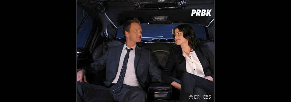 How I Met Your Mother saison 9 : Barney et Robin vont-ils se marier ?