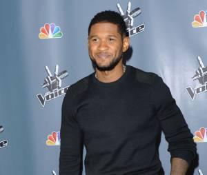 Usher : touché par le soutien de son public