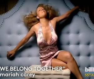 Billboard : We Belong Together de Mariah Carey est dans le classement des 100 meilleures chansons de tous les temps
