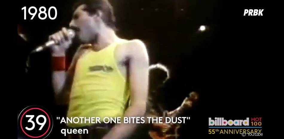 Billboard : Another One Bites the Dust de Queen est dans le classement des 100 meilleures chansons de tous les temps