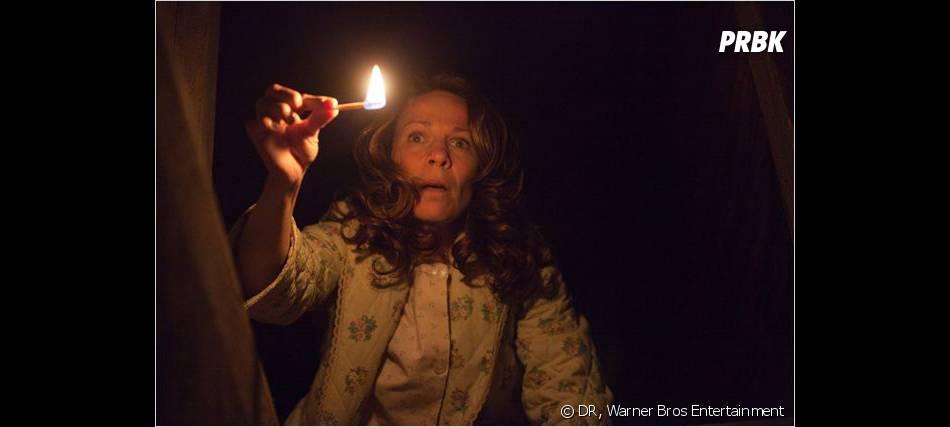 Conjuring - Les dossiers Warren : un film aussi flippant qu'hallucinant