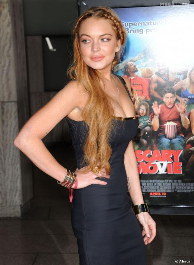 Lindsay Lohan a été condamnée, en mars 2013, à 90 jours en rehab.