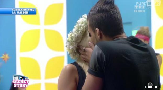 Secret Story 7 : Alexia et Vincent fiancés.