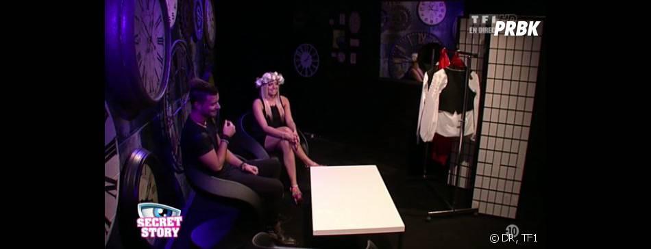 Secret Story 7 : cérémonie loufoque dans la Maison des secrets.