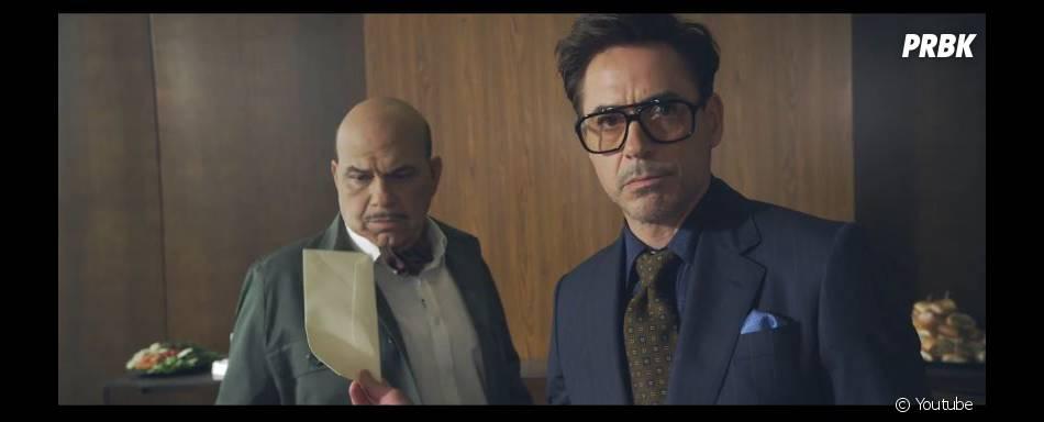 Robert Downey Jr comique dans la nouvelle pub vidéo de HTC