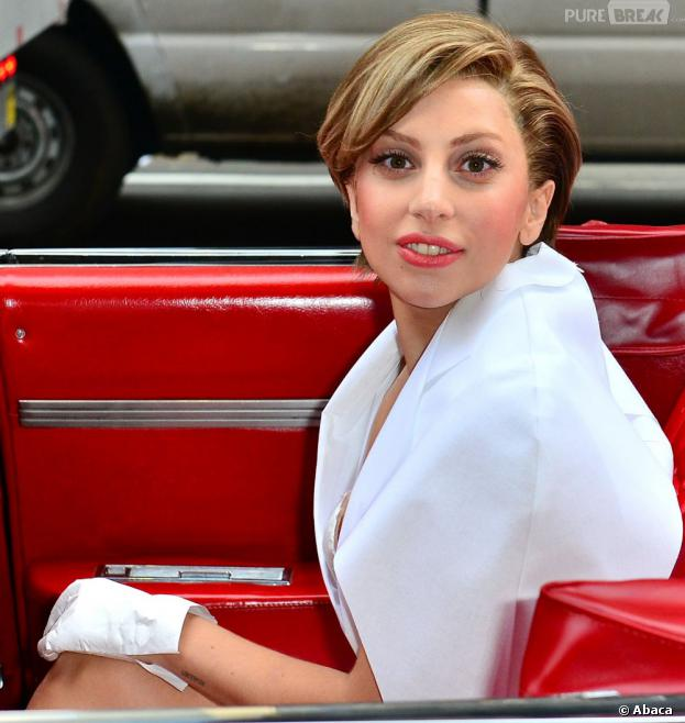 Coupe de cheveux lady gaga ella grise blog for Modele de coupe de cheveux 2017 sylvie tellier