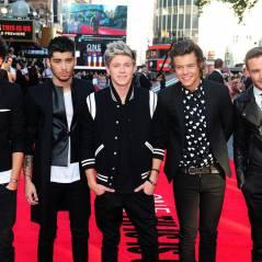 One Direction : hystérie et trac sur le tapis rouge de This Is Us