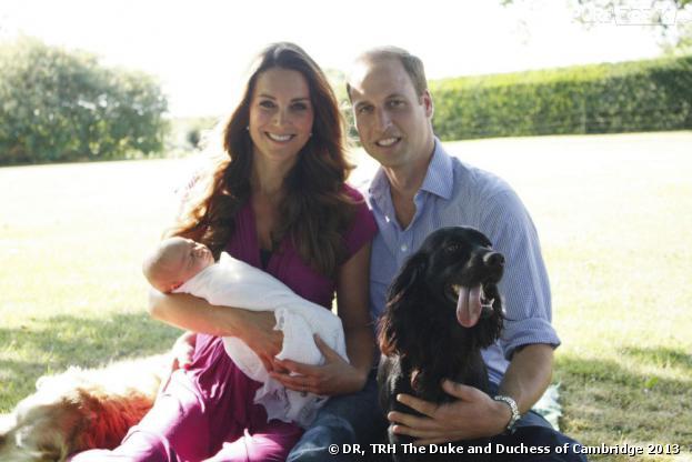 Kate Middleton et Prince William : la robe des photos officielles fait sensation