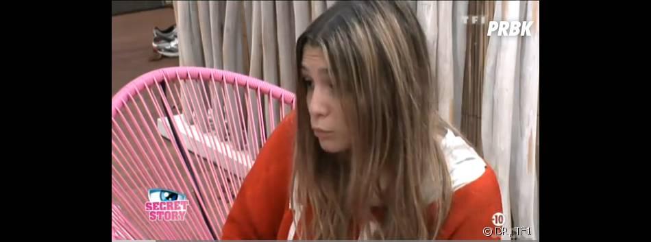 Secret Story 7 : Clara doute des sentiments de Gautier
