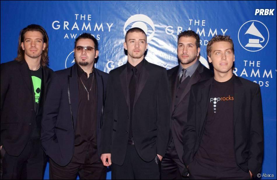 Justin Timberlake et les N Sync comprennent le show de Miley Cyrus