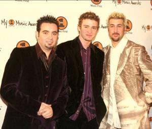Justin Timberlake et les N Sync, idoles des années 90