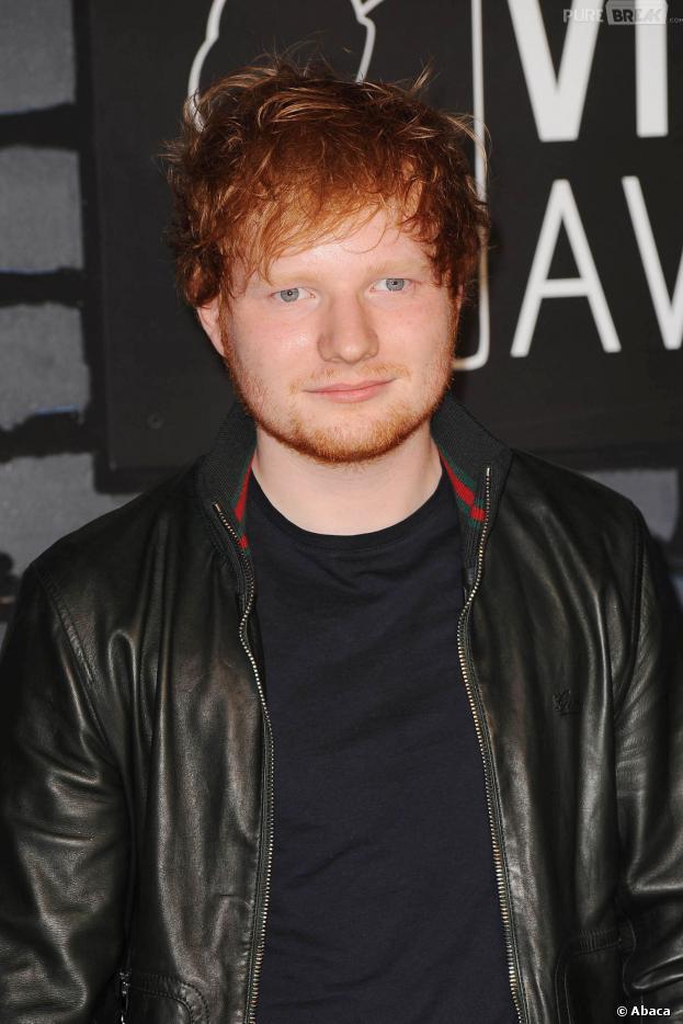 Ed Sheeran ne trouve pas qu'il est un sex symbol