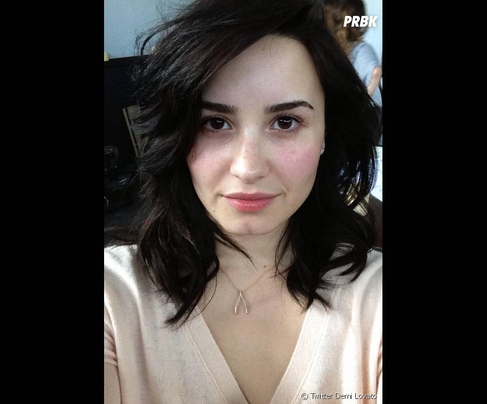 Demi Lovato s'assume sans maquillage