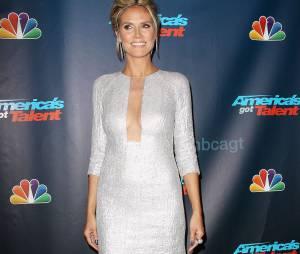 Heidi Klum : on la préfère avec ou sans maquillage ?
