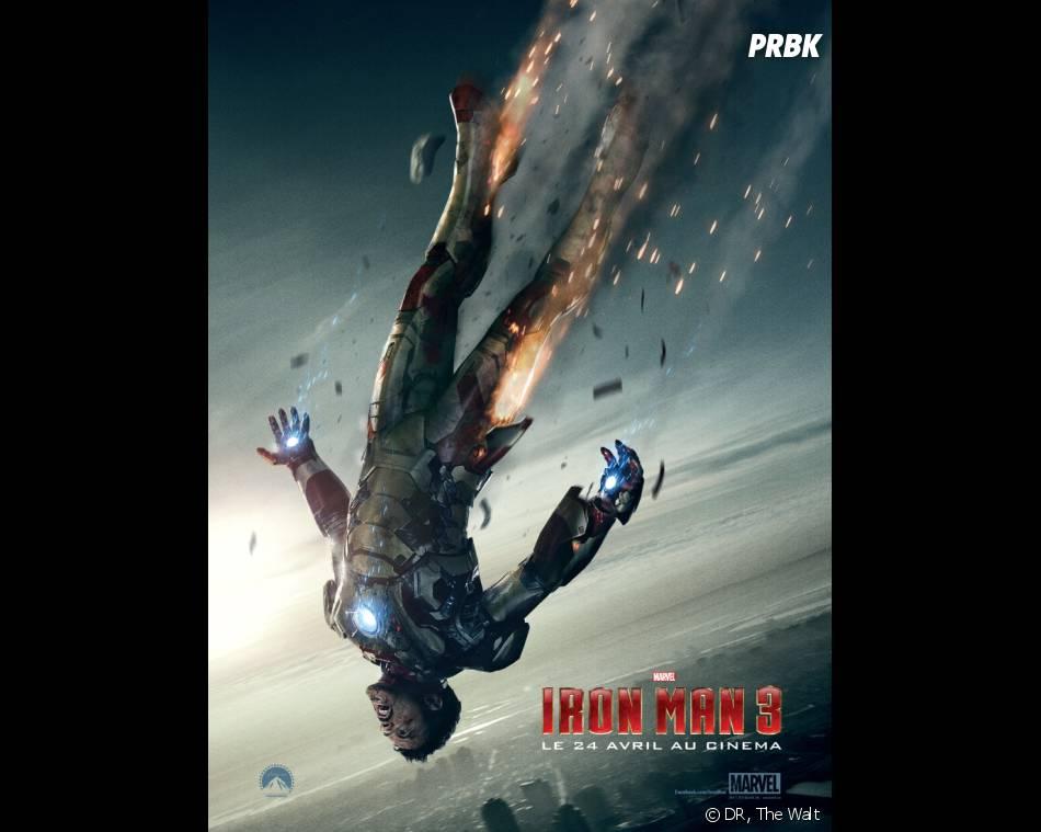 Iron Man 3 : un film plus sombre