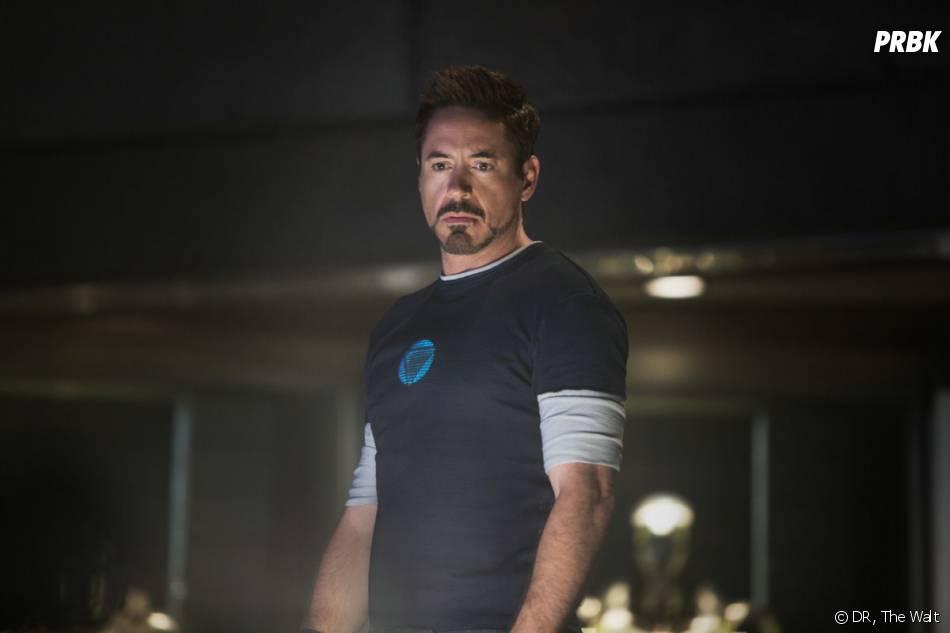 Iron Man 3 : Robert Downey Jr renfile son costume