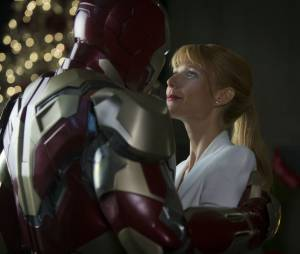 Iron Man 3 : Robert Downey Jr et Gwyneth Paltrow