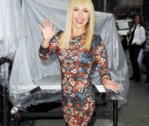 Hayden Panettiere au tople 28 août 2013 à New York