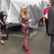 Hayden Panettiere so sexy : frange et mini-jupe pour une sortie à New York