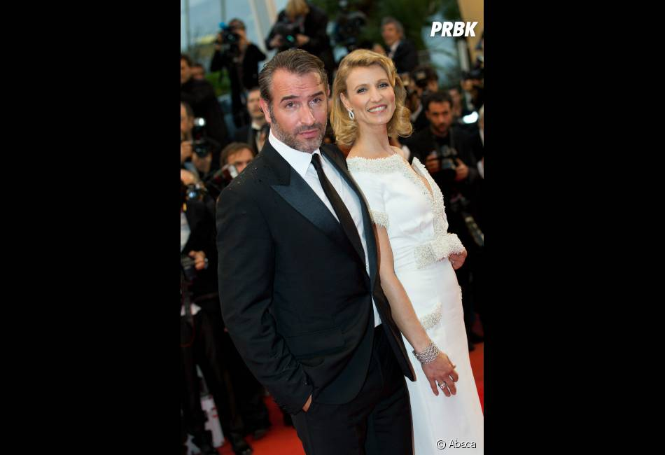 Alexandra lamy est en couple avec jean dujardin for Jean dujardin en couple