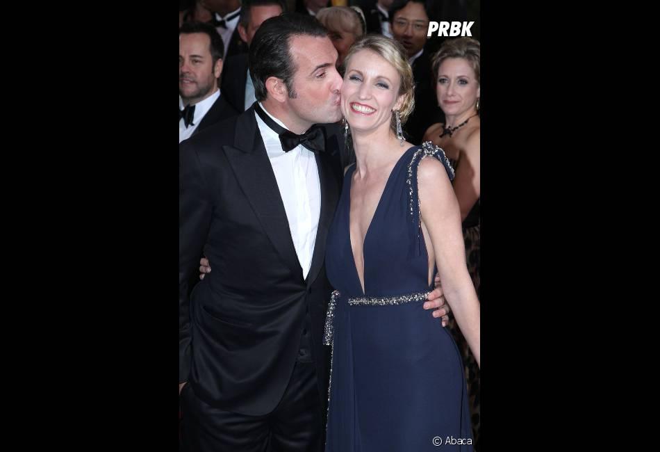 Jean dujardin et alexandra lamy sont en couple for Jean dujardin en couple