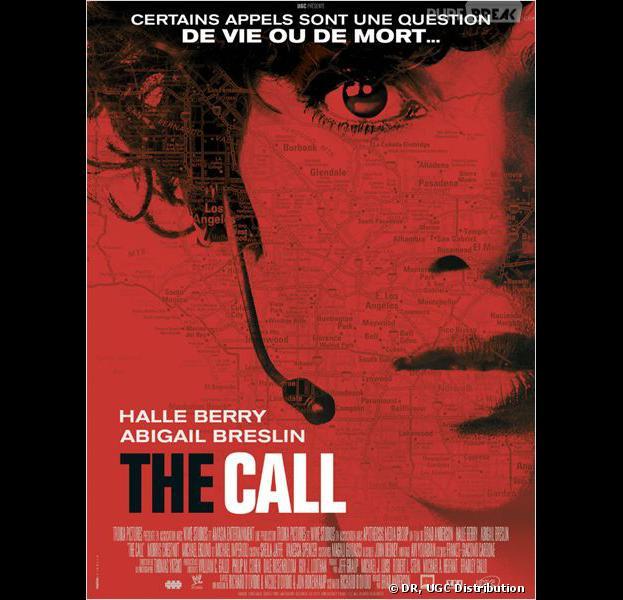 """The call"", l'affiche"
