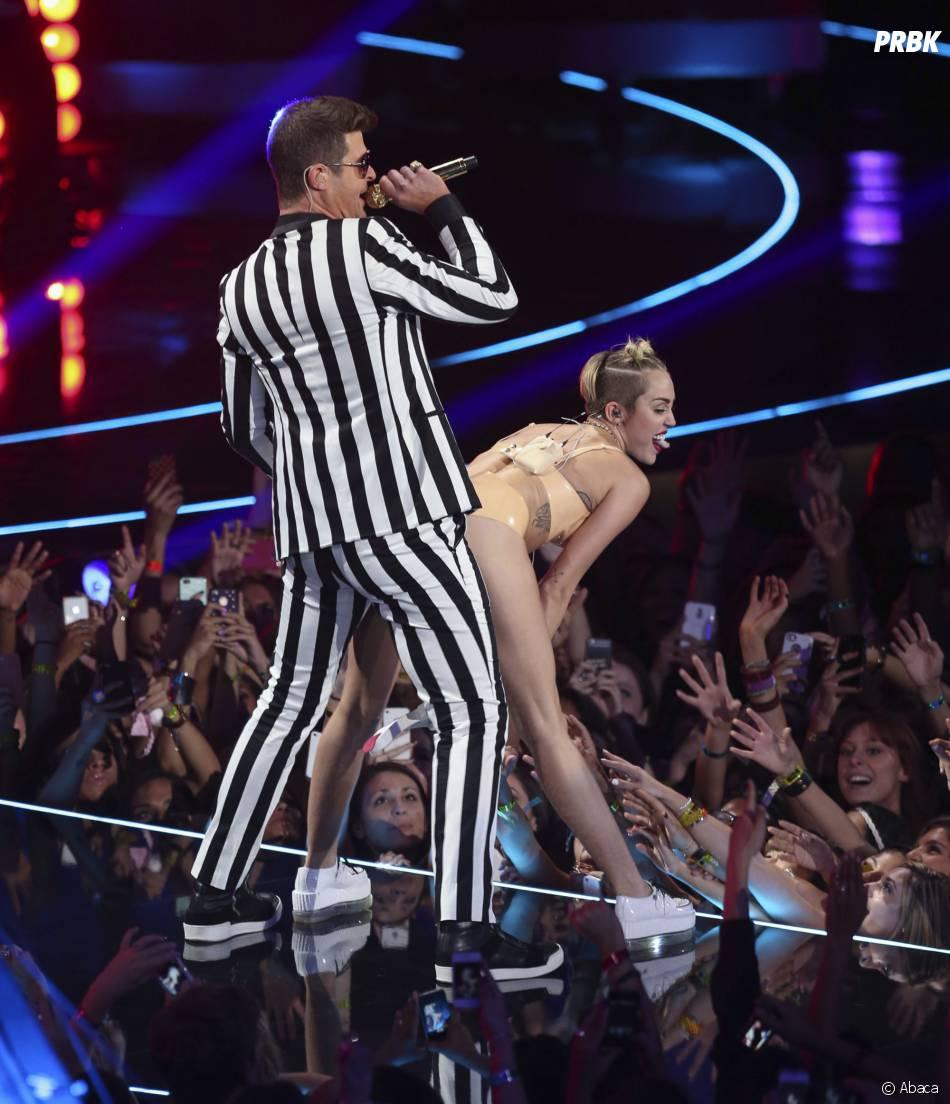 Miley Cyrus assume sa prestation choc et vulgaire aux MTV VMA 2013