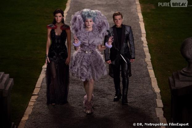 Hunger Games 2 : bientôt une ligne de vêtement pour s'habiller comme Effie