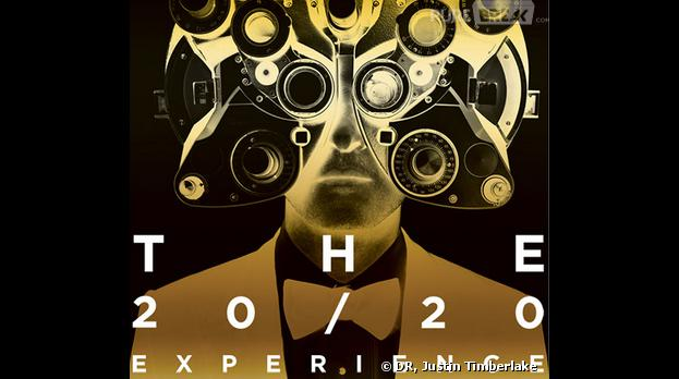 """""""The 20/20 Experience : 2 of 2"""", la cover"""