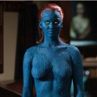 "Jennifer Lawrence : ""je suis nue"" dans X-Men Days of Future Past"