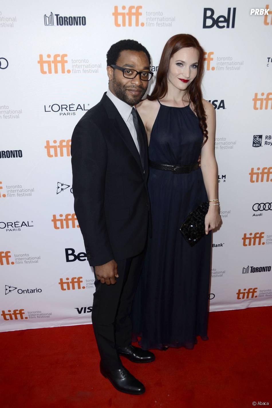 Chiwetel Ejiofor présente 12 Years au Slave au TIFF 2013