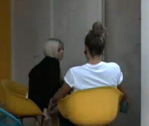Secret Story 7 : Alexia se vante auprès d'Eddy et Tara