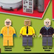 Breaking Bad : le labo de Walt débarque... en jouets