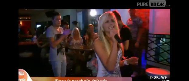 Les Ch'tis à Hollywood : Adixia fait sa star pendant une soirée karaoké