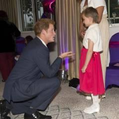 Prince Harry : tonton ému et prince généreux