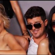 Robin Thicke : le shooting bouillant qui a inspiré son clip Blurred Lines