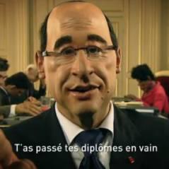 Stromae : Emploioutai, la parodie by Hollande des Guignols