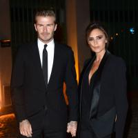 David Beckham et Victoria : couple so chic à Londres
