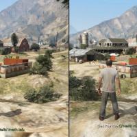 GTA 5 : Xbox 360 ou PS3 ? Les deux versions comparées en vidéo