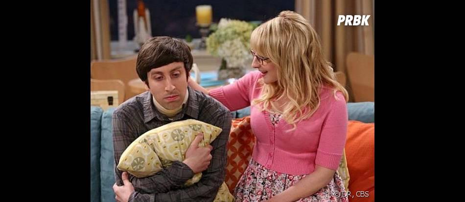 The Big Bang Theory saison 7 : Bernadette reçoit une augmentation