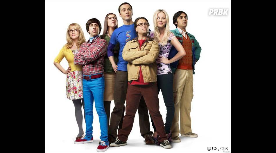 The Big Bang Theory saison 7 : les acteurs se font augmenter