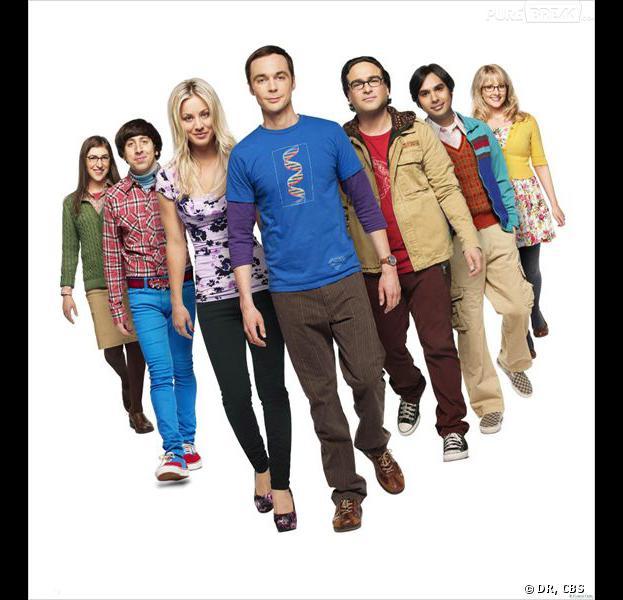 The Big Bang Theory saison 7 : les geeks sont de retour